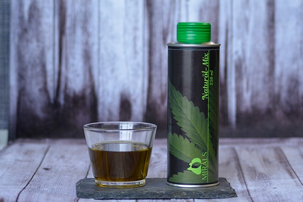 250 ml Naturöl Mix