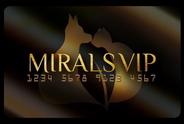 Mirals VIP-Karte