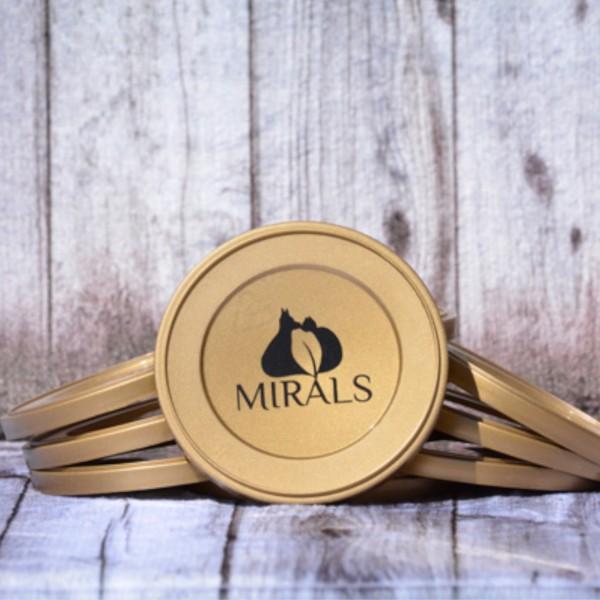 Mirals Dosendeckel 400g